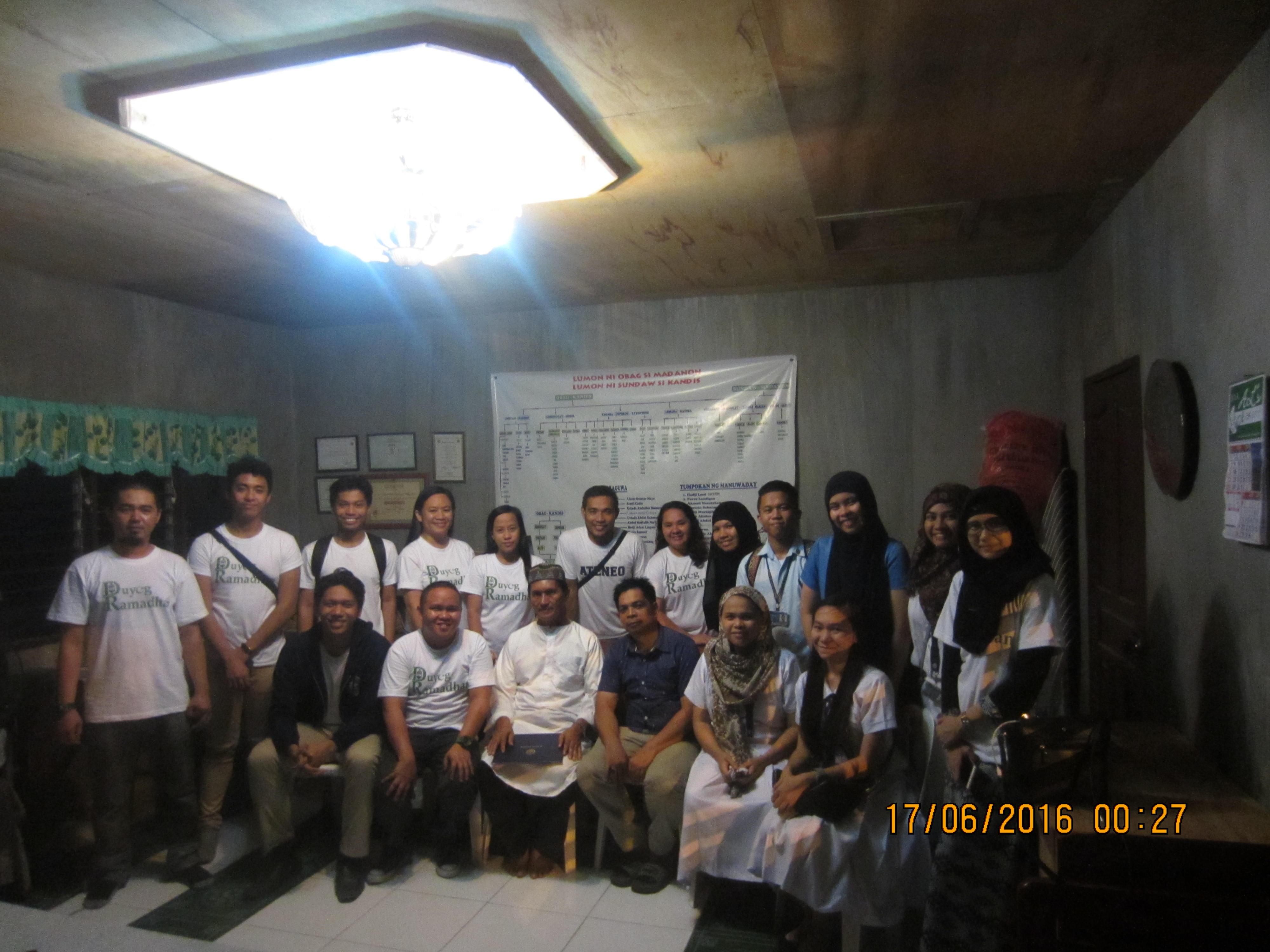 Community in Sirawan