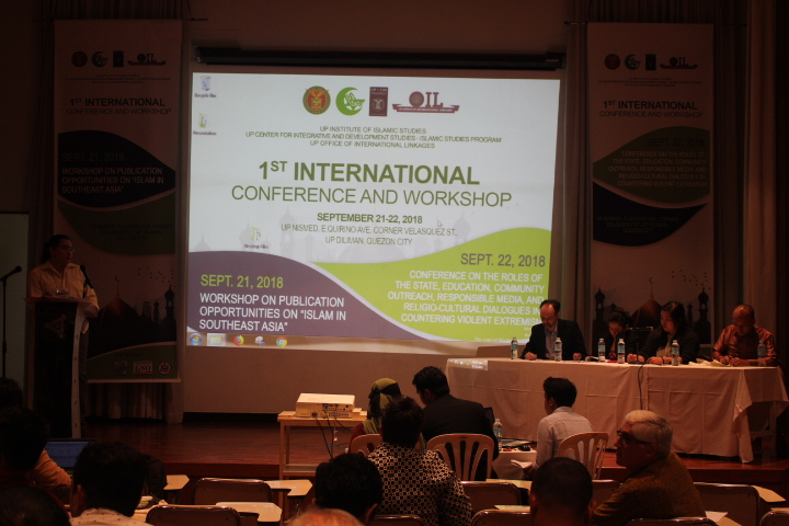 Al Qalam at the UPD-IIS Conference
